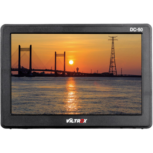"""Viltrox DC-50 5"""" On-Camera HDMI Monitor (ACE62544)"""