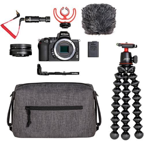 Nikon Z - Z50 Creator's Kit (ACE62592)
