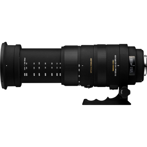50-500mm f/4.5-6.3 DG OS HSM APO For Sony (ACE62595)