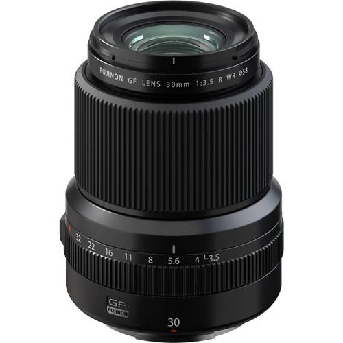 FUJIFILM GF 30mm f/3.5 R WR Lens (ACE62730)