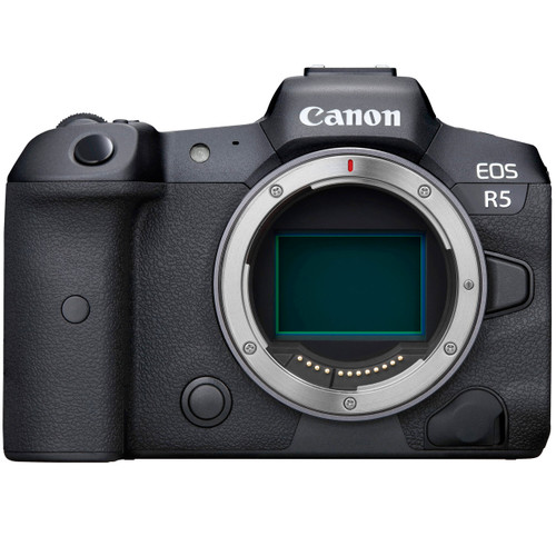 CANON R - Canon EOS R5 Mirrorless Digital Camera (Body Only) (ACE62747)