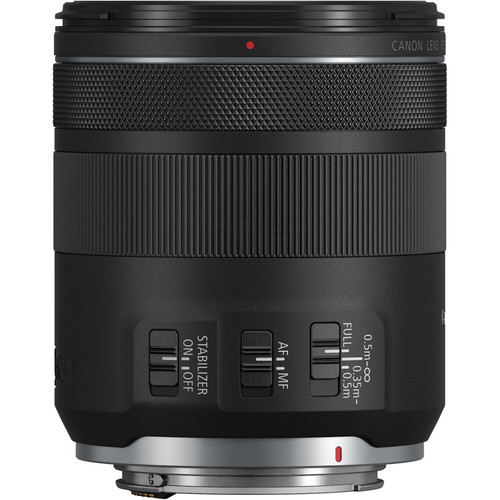 Canon RF 85mm f/2 Macro IS STM Lens (ACE62752)