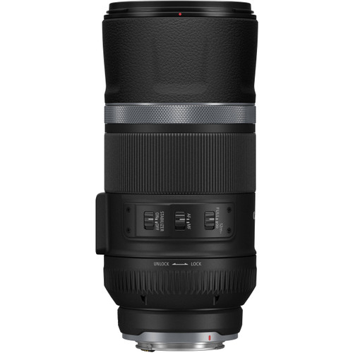 Canon RF 600mm f/11 IS STM Lens (ACE62754)