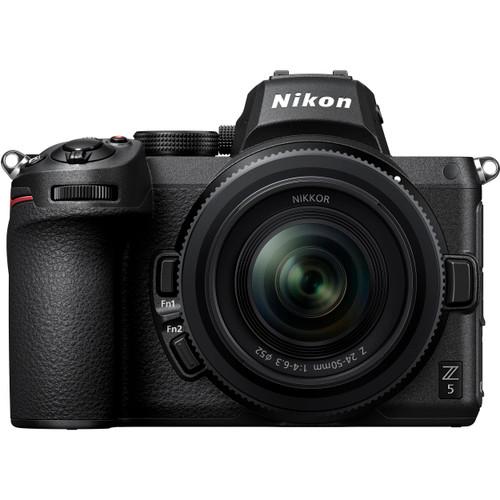 Nikon Z - Z5 FX-format Mirrorless Digital Camera with 24-50mm Lens