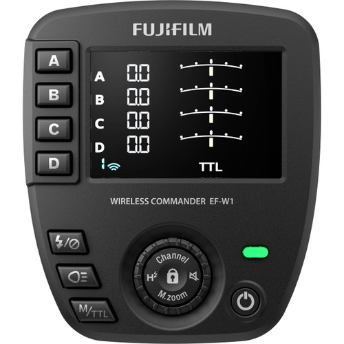 FUJIFILM EF-W1 Wireless Commander (ACE62906)