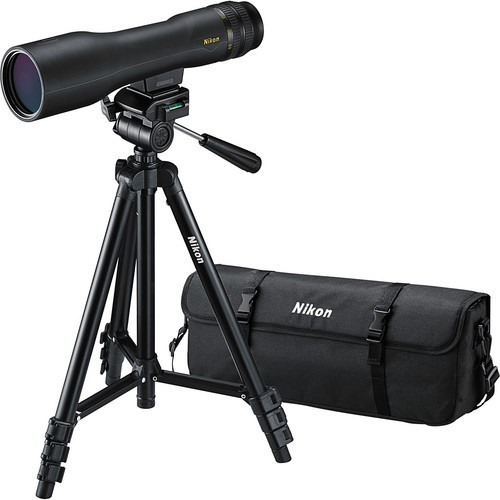 Nikon ProStaff 3 16-48x60 Spotting Scope Kit (Straight Viewing) (ACE62963)