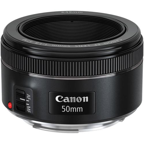 Pre-Owned - Canon EF 50mm f/1.8 STM Lens