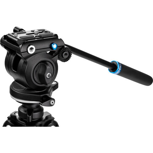 Benro S2 PRO Flat Base Video Head (ACE63071)