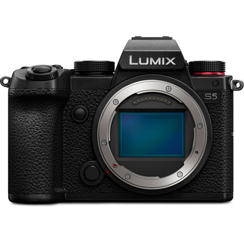 """Panasonic Lumix DC-S5 Mirrorless Digital Camera (Body Only) Pre-ordering before Se 30 to Recive """"FREE"""" Sigma 45mm f/2.8 DG """"L mount"""" (ACE63164)"""