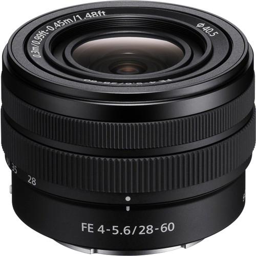 Sony FE 28-60mm f/4-5.6 Lens (ACE63226)