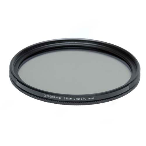 Promaster 55mm Circular Polarizer - Digital HD - 55mm