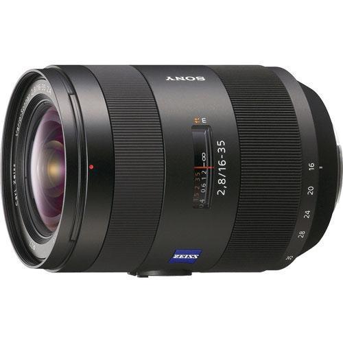 Sony Alpha 16-35mm f/2.8 ZA SSM VARIO-SONNAR T*