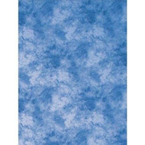 Promaster Cloud Dyed Backdrop 10'x12' - Medium Blue (ACE63499)