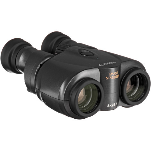 Canon 8x25 IS Image Stabilized Binoculars (ACE13840)