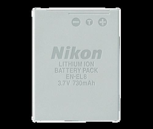 EN-EL8 Li-Ion Battery