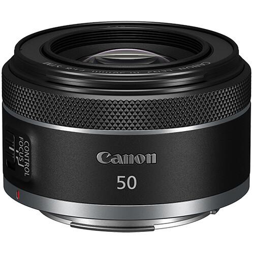 Canon RF - 50mm f/1.8 STM Lens