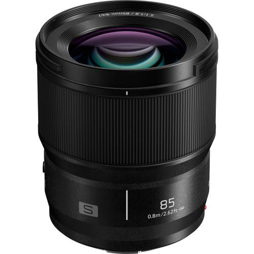 Panasonic Lumix S 85mm f/1.8 Lens (ACE63644)