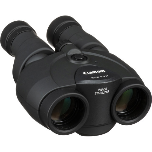 Canon 10x30 IS II Image Stabilized Binoculars (ACE63670)
