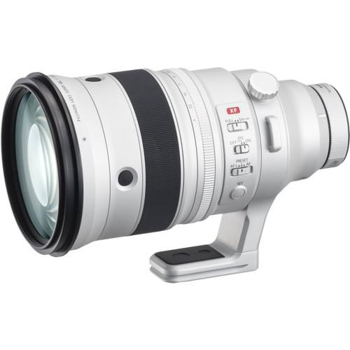 Fujifilm XF 200mm f/2 OIS WR with XF 1.4x TC F2 WR Teleconverter Kit