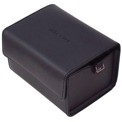 Soft Case F/ GXR Camera W/ A12 50Mm GR Lens (Blk)