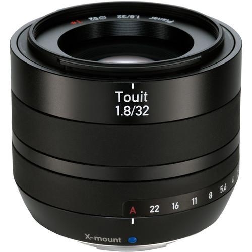 Touit 32Mm F/1.8 Lens (Fujifilm X-Mount)