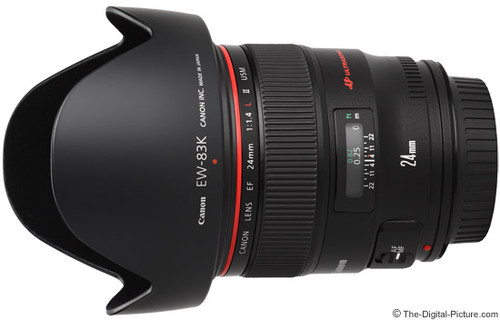 Pre-Owned - Canon EF 24mm F/1.4 L II USM