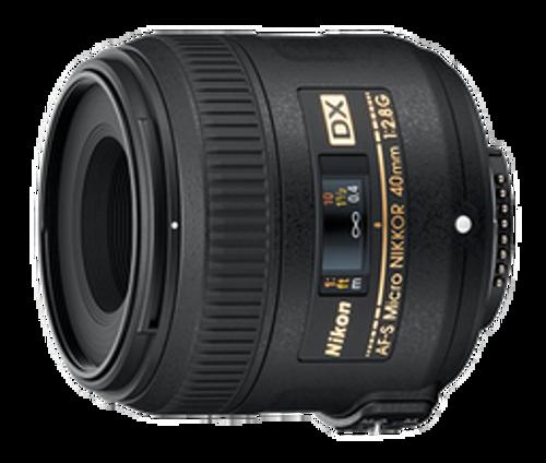 Nikon AF-S DX 40mm F/2.8G Micro-Nikkor