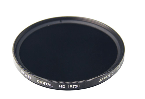72mm Infrared High Definition Filter