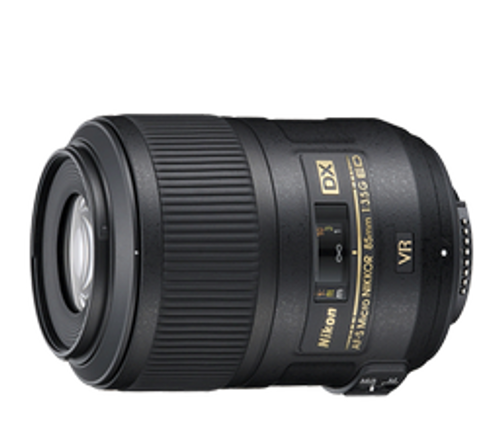 Nikon AF-S DX 85mm f3.5G Micro ED VR