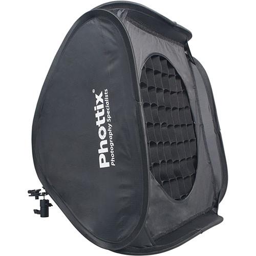 "Phottix Easy-Folder Softbox Deluxe Kit with Grid & Mask (24 x 24"")"