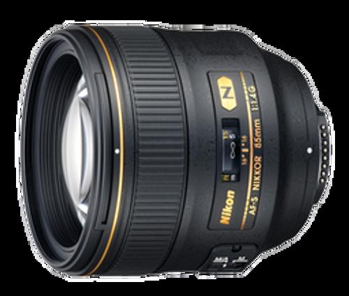 Nikon AF-S FX 85mm f/1.4G Nano