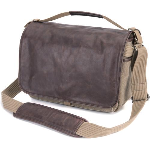 710 Retrospective 30 Shoulder Bag (Leather/Sandstone)