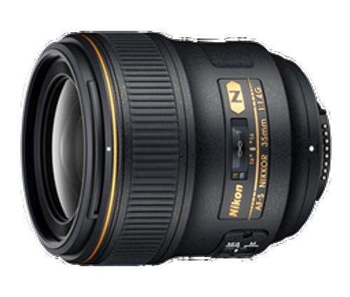 Nikon AF-S FX 35mm f/1.4G
