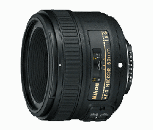 Nikon AF-S FX 50mm 1.8G