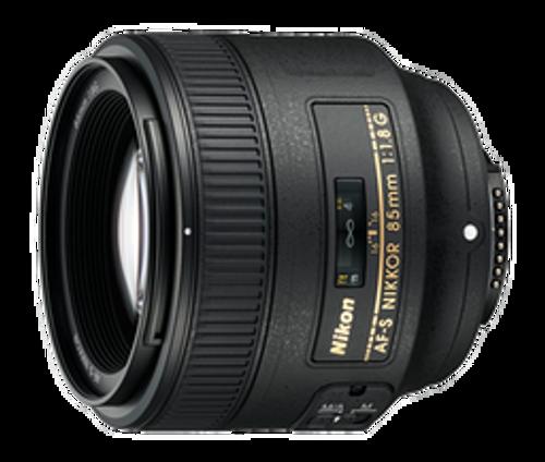 Nikon AF-S FX 85mm f/1.8G