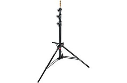 Manfrotto 1005BAC Alu Ranker Light Stand, Black