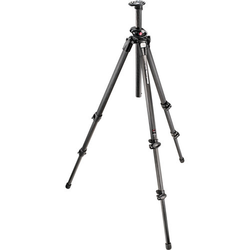 055CXPRO3-3-Section Carbon Fiber Tripod Legs