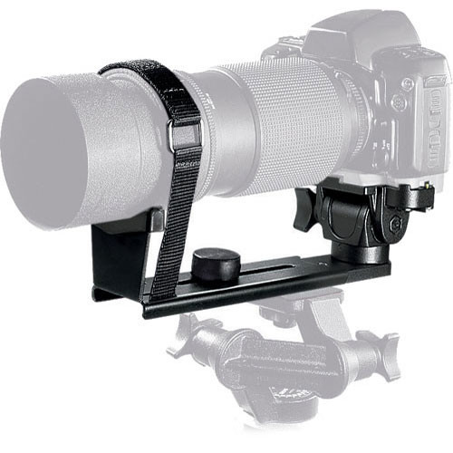 293 Telephoto Lens Support With Quick Release