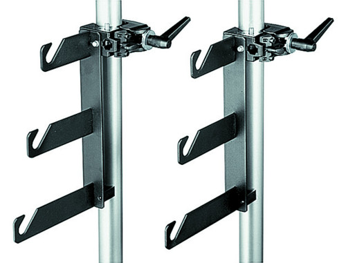 044-B/P Triple Hooks With Clamp