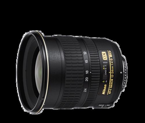 Nikon AF-S DX 12-24mm f/4G IF-ED Wide Angle Zoom