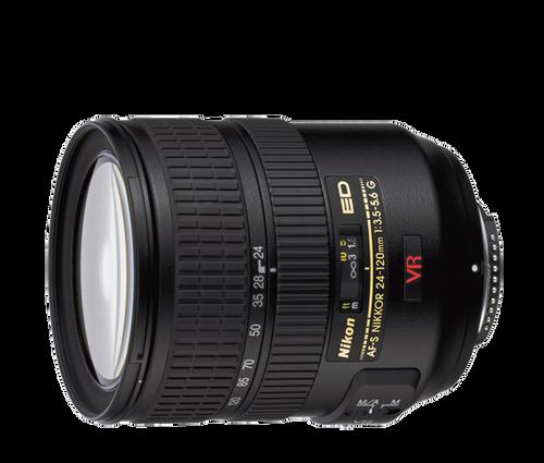 Nikon AF-S VR Zoom-Nikkor 24-120mm F3.5-5.6G IF-ED