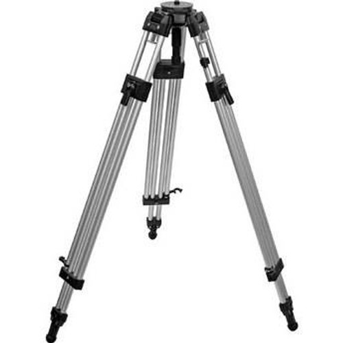 Manfrotto 3191 Pro Video Tripod chrome