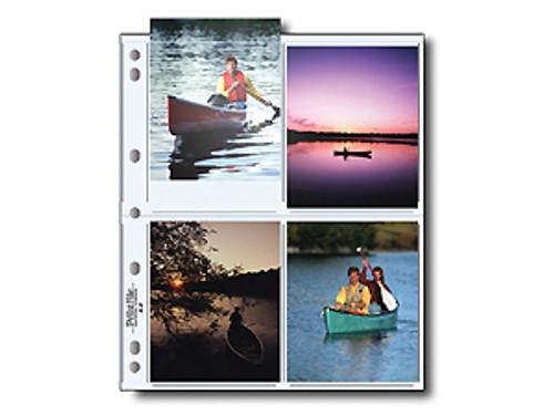Print File 45-8P 4x5 Print Preservers (25 pg)