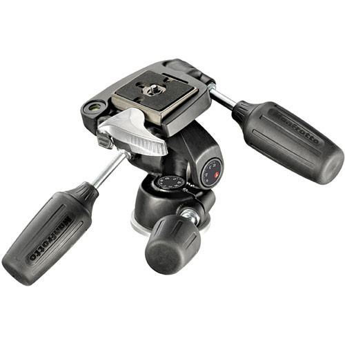 804RC2-3-Way Pan/Tilt Head With RC-2 Quick Release