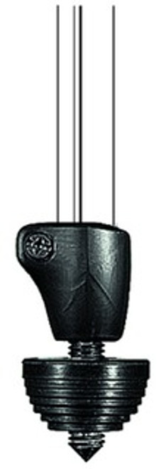 Spiked Foot  Set Tube D20,4TR