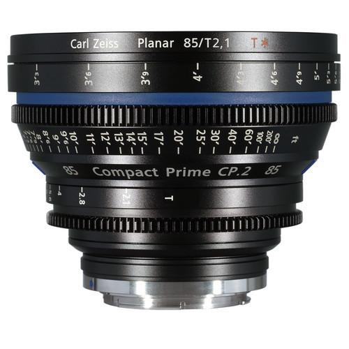Compact Prime CP.2 85Mm/T2.1 Cine Lens (EF Mount)
