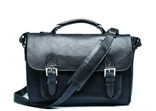 The Brooklyn Shoulder Bag (Black)