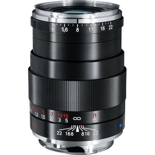 85Mm F/4 ZM Leica M Mount-Black