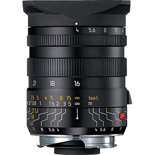Pre-Owned Leica Tri-Elmar-M 16-18-21mm f/4 ASPH. Lens