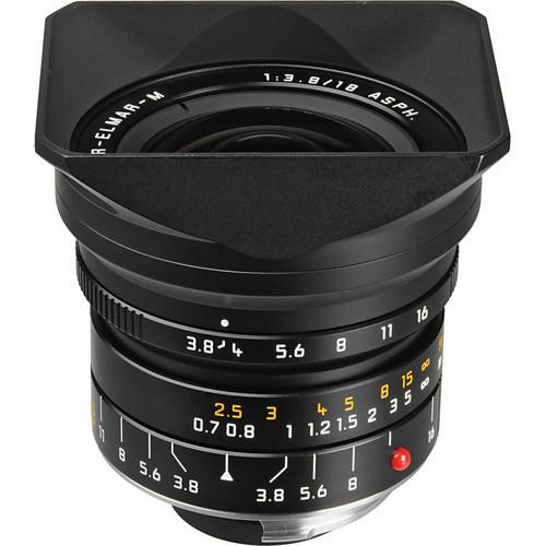 CODE-U-Leica Super-Elmar-M 18mm f/3.8 ASPH. Lens